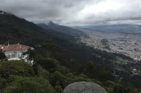 Near Monserrate in Bogota, Colombia. (2016)