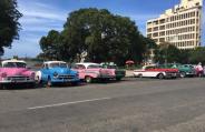 """Outside of """"El museo de la revolucion"""" in Havana, Cuba. (2017)"""