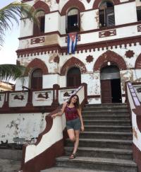 In Havana, Cuba. (2017)