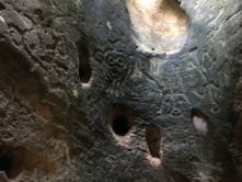 In La cueva del Indio in Arecibo, PR. (2015)